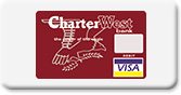 CharterWest Visa Check Card